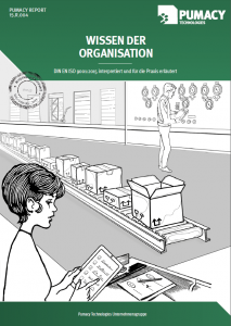 Cover des Reports zur neuen ISO 9001