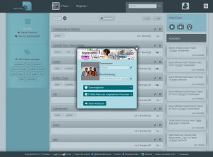 Screenshot_KMcloud_Team