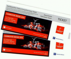 Ticket_Hannover_Messe
