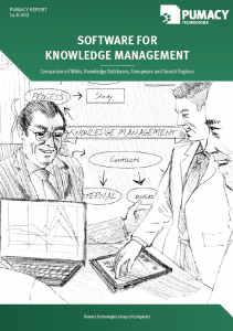 Titelseite_Software_for_Knowledge_Management_eng