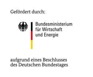 Gefördert durch das Bundesministerium für Wirtschaft und Energie (BMWi)