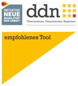 "Label ""ddn empfohlenes Tool"""